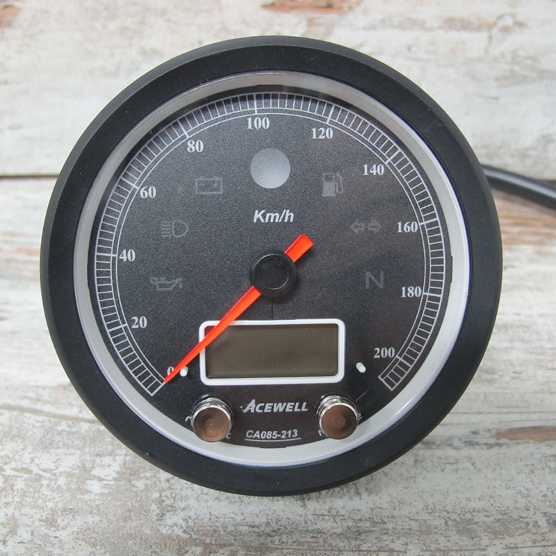 Acewell Ace Ca085 Speedometer And Tachometer C59r Store