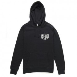 VENICE ADDRESS HOODIE BLACK