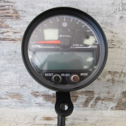 ACEWELL ACE-4553AS SPEEDOMETER AND TACHOMETER