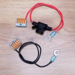 BATTERY CAGE CLAMP CONNECTOR 5-POSITION KIT