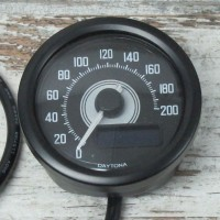 60MM VELONA ELECTRONIC SPEEDOMETER