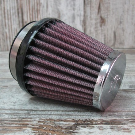 K&N 40MM TO 54MM CONICAL UNIVERSAL AIR FILTER