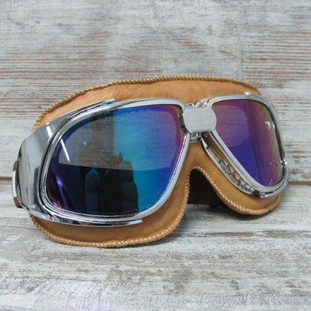 GAFAS STORMER AVIATOR T10 CHROME