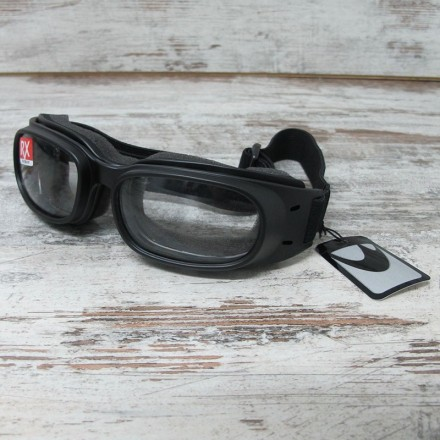 GAFAS BOBSTER PISTON BLACK/CLEAR