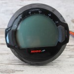 VELOCIMETRO/RPM KOSO LCD 64MM DL-03SR BLACK