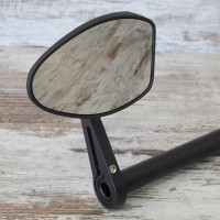 FERRARA II BAR END BLACK MIRRORS