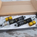 ÖHLINS S36P EYE TO EYE GAS CHARGED DAMPERS