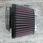 OVAL UNIVERSAL AIR FILTER K&N