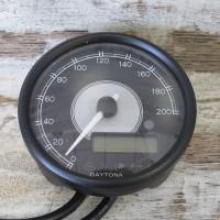 80MM VELONA ELECTRONIC SPEEDOMETER