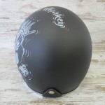 CASCO SPACE MONKEY BLACK