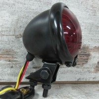 BATE TAILLIGHT WITH RED LENS