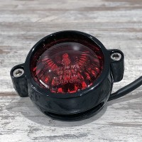 LED TAILLIGHT EL DORADO WITH SUPPORT
