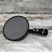 BLACK MONTANA 2 END BAR MIRROR