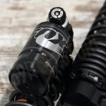 FOX SUPENSION WITH RESERVOIR FOR STREET TWIN