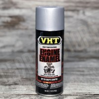 VHT THERMAL PAINT ALUMINUM COLORED CYLINDERS AND CRANCKASES