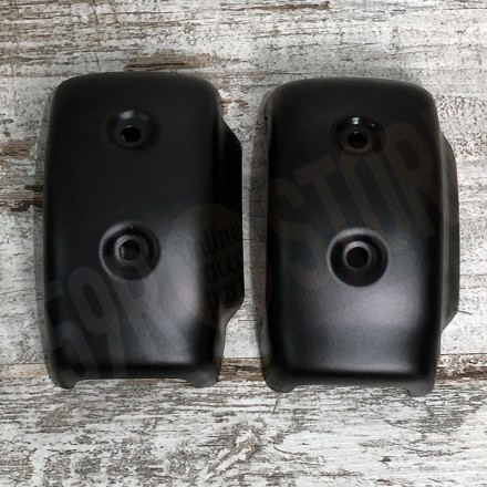 INTAKE COVERS BLACK FOR ROYAL ENFIELD 650