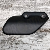 HEEL GUARD BLACK FOR ROYAL ENFIELD INTERCEPTOR