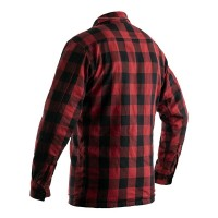 RST LUMBERJACK ARAMID CE RED JACKET