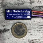 AUXILIAR HEADLIGHT MINI RELAY