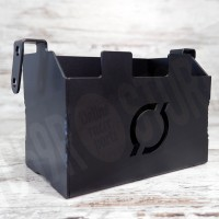 BATTERY BOX UNDER SEAT FOR BMW R BY ONIX DESIGN