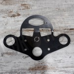 TOP CLAMP 36MM FORKS FOR MOTOGADGET MOTOSCOPE PRO BY ØNIX DESIGN